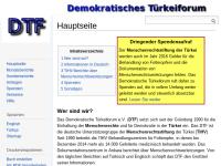 Demokratisches Türkeiforum