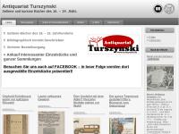 Antiquariat Turszynski