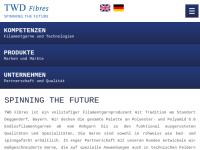 TWD Fibres GmbH Deggendorf