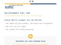 UMC, Urs Mantel Consulting