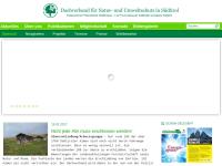 Dachverband für Natur- und Umweltschutz in Südtirol