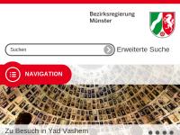 Bezirksregierung Münster, Umweltverwaltung Münster