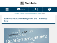 Stuttgart Institute of Management and Technology