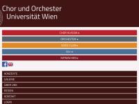 Chor der Universität Wien
