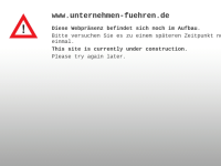 Unternehmen-fuehren.de by Sebastian Lugert