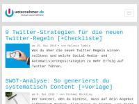 Unternehmer - united vertical media GmbH
