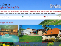 Urlaub in Rheinland-Pfalz