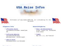 USA Reise Infos