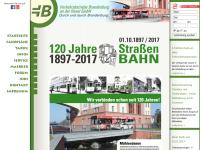 Verkehrsbetriebe Brandenburg GmbH