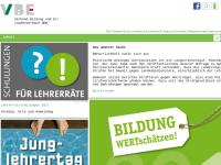 Verband Bildung und Erziehung, Landesverband NRW