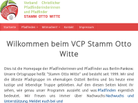 VCP Stamm Otto Witte - Pankow