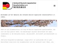 Verband Deutsch-Japanischer Gesellschaften (VDJG)