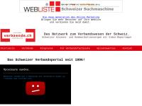 Verbände der Schweiz im Überblick
