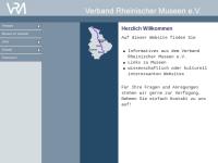 Verband Rheinischer Museen e.V.