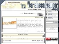 Vereinsanzeiger Leipzig