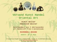 Versand Kunst Handel Armin Wolter