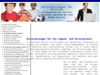 Versicherungen für Vereine und Ehrenamt