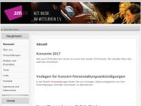 Verein der Freunde und Förderer - Alte Musik am Mittelrhein e.V.