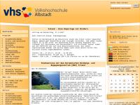 Volkshochschule Albstadt
