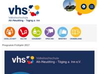 Volkshochschule Alt-/Neuötting - Töging a. Inn