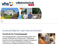 Volkshochschule Husum