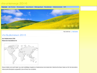 Studienreisen der hessischen Volkshochschulen