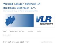 Verband lokaler Rundfunk in Nordrhein-Westfalen e.V. (VLR)