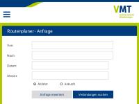VMT Verkehrsverbund Mittelthüringen