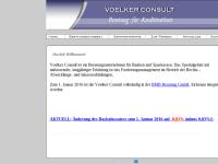Voelker Consult - Beratung für Kreditinstitute