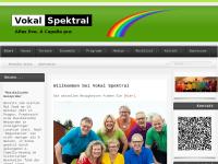 Vokal Spektral