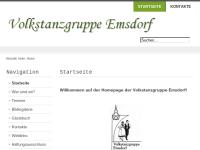 Volkstanzgruppe Emsdorf