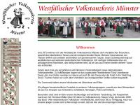 Westfälischer Volkstanzkreis Münster