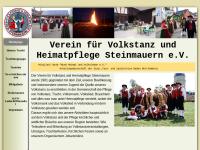 Verein für Volkstanz und Heimatpflege Steinmauern e.V.