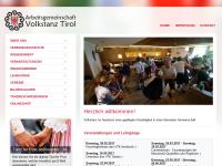 Arbeitsgemeinschaft Volkstanz Tirol