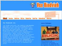 Vox Rindvieh - Die Stimme Güterslohs