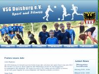 VSG Duisburg e.V. - Sport und Fitness