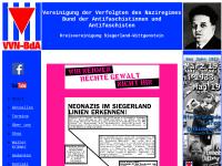 VVN-BdA- Antifa in Siegen und Siegerland