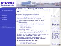 W-trans-Speditions-GmbH
