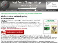 Waffenpflege Shop - Sommerhoff GmbH