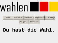 wahlen.de