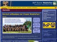 BdP Stamm Waldreiter, Großhansdorf