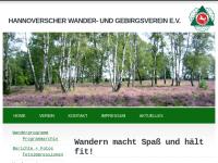 Hannoverscher Wander- und Gebirgsverein e. V.