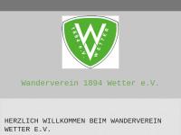 Wanderverein 1894 Wetter e.V.