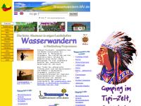 Wasserwandern in Mecklenburg Vorpommern