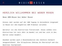 Weber Rosen - Harald Hallen