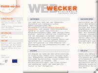 WebWecker Bielefeld