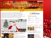 Berlin Weihnachtsmärkte by BerlinOnline Stadtportal GmbH & Co. KG