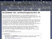 Weihnachtsgeschichte.de by Frank Seidel