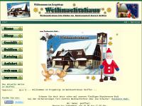 Weihnachtshaus Kurort Seiffen