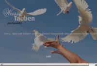 Werner Landwehr - Weiße Tauben aus Kaunitz